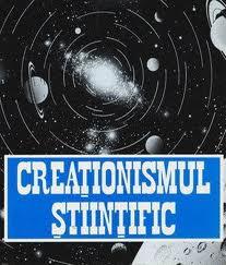 creaționismul